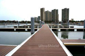 marina deck